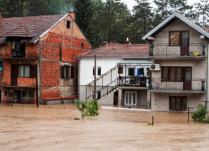 Sušenje doma nakon poplave