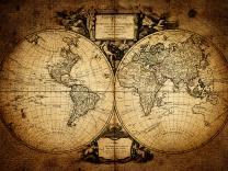 9 drevnih mapa koje bacaju novo svetlo na prošlost