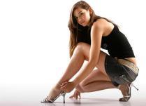 Garderoba koja stvara iluziju dugih nogu