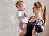 Pravila za vežbanje nakon porođaja