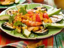 Recept za salatu od grilovanih tikvica i lubenice