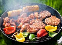 Zdrava hrana sa roštilja
