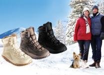 Zimska šetnja sa psom
