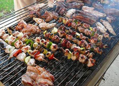 Postanite vrhunski ro tilj majstor - Area tavoli picnic barbecue roma ...