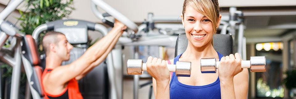 Fitnes sprave