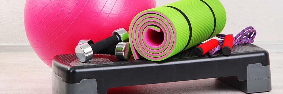 Fitnes rekviziti