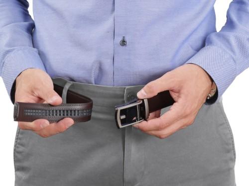 Comfort Click Belt - podesivi kožni kaiš