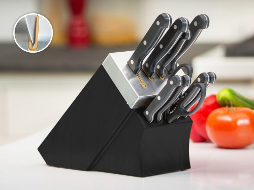 Chef set samooštrećih noževa Delimano