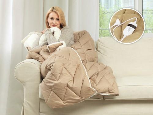 Warm And Cozy električno ćebe Dormeo