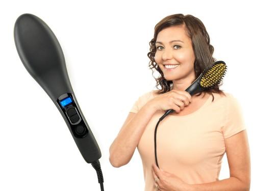 Simply Straight Deluxe - četka za ravnanje kose