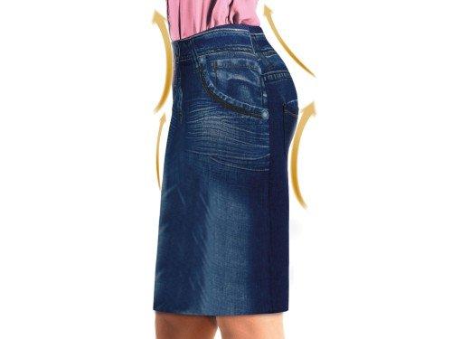 Slim Jeggings suknja LiveActive
