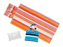 Dormeo set 3u1 torba/peškir/jastuk