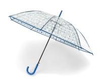 Dečiji kišobran koji menja boju - plavi