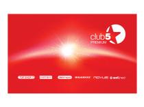 Klub 5* Premium kartica za popuste