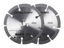 Set dijamantskih sečiva (2 kom.) DualSaw
