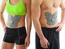 оформянето на коремните мускули