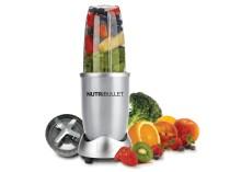 Srebrni Nutribullet ekstraktor hranljivih sastojaka