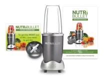 Delimano Sivi Nutribullet ekstraktor hranljivih sastojaka
