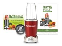 Delimano Crveni Nutribullet ekstraktor 5 delova Nutribullet
