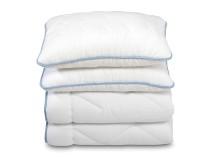 Dormeo set, 2 jastuka i pokrivač 200x200 cm Siena