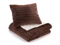 Dormeo set jastuk i ćebe Warm Hug