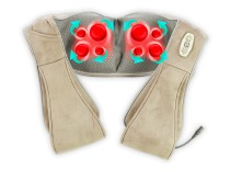Wellneo 3D Shiatsu masažer za celo telo