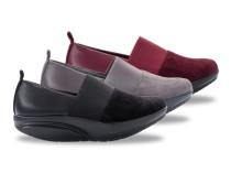 Comfort Style ženske elegantne plitke cipele Walkmaxx