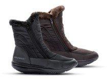 Comfort ženske plitke čizme Walkmaxx