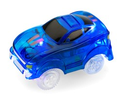 Magic Tracks Plavi auto