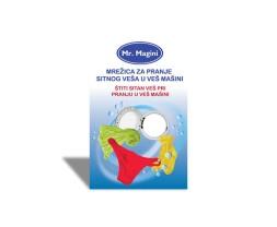 Mr. Magini mrežica za pranje veša