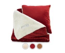 Dormeo jastuk i ćebe sa emotivnom porukom Warm Hug
