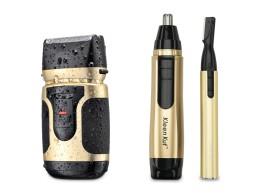 Kleen Kut Wet & Dry Gold bežični brijač