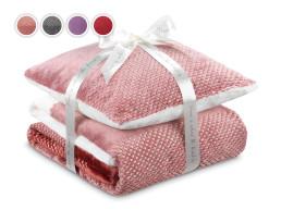 Dormeo Warm Hug 2020 set ćebe i jastuk