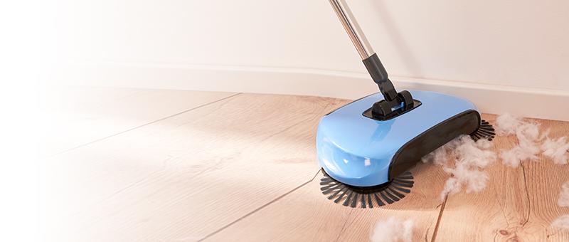 Turbo Tiger čistač podova u POLA cene