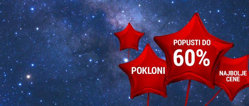 Odaberi svoju zvezdu!