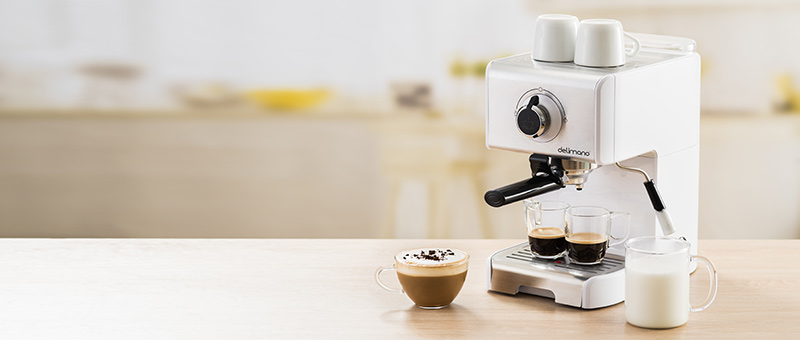 VIKEND PONUDA! Aparat za kafu uz POPUST 40%
