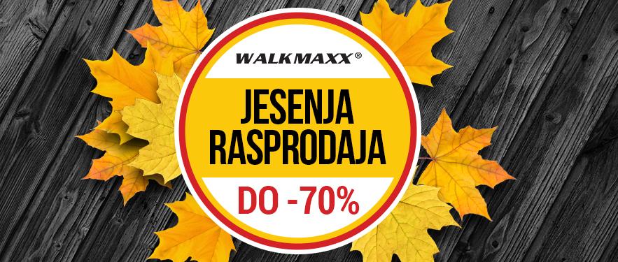 Jesenja Walkmaxx rasprodaja
