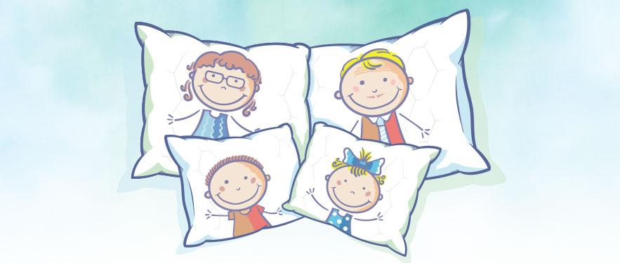 Još SAMO DANAS - Dormeo jastuci uz POPUST