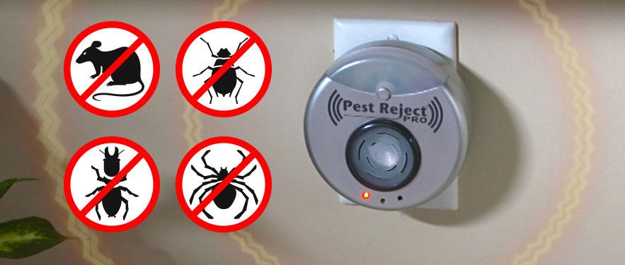 Pest Reject PRO rasterivač štetočina