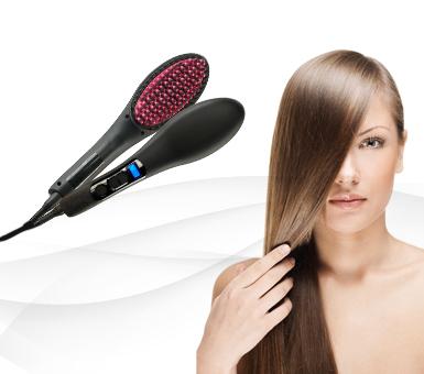 Keramička četka za ispravljanje kose Simply Straight