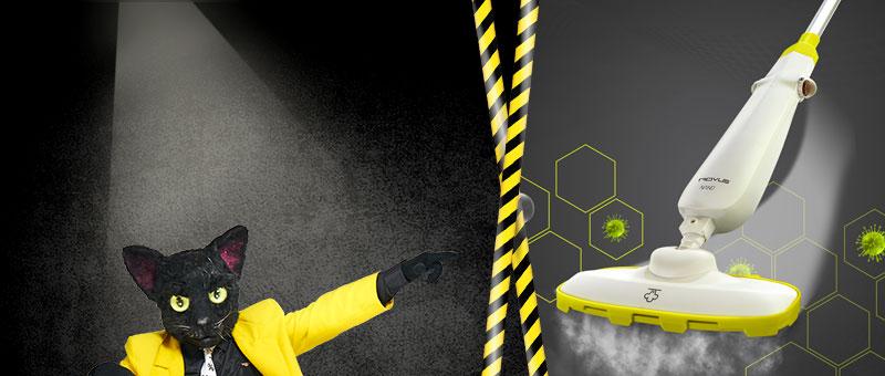 CRNI PETAK Nano paročistač uz dodatni popust