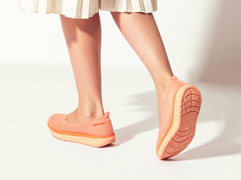 Walkmaxx Comfort Ballerinas Knit
