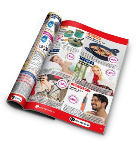 Prijavite Se Za Besplatan Top Shop E Katalog